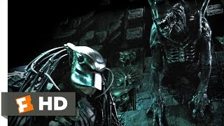 AVP: Alien vs. Predator (3/5) Movie CLIP - Marking the Hunter (2004) HD