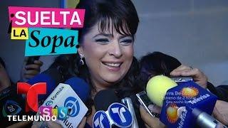 Eugenio Derbez contó una anécdota junto a Victoria Ruffo | Suelta La Sopa | Entretenimiento