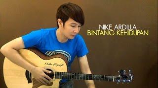 (Nike Ardilla) Bintang Kehidupan - Nathan Fingerstyle | tonton juga lagu ini + vocal