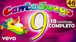 CantaJuego - CantaJuegos Volumen 9 Completo