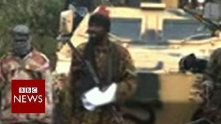 """I abducted your girls"" says Boko Haram"