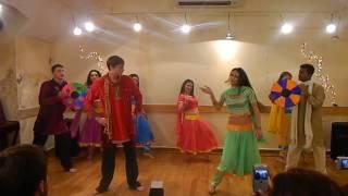 Soni Soni Akhiyon Wali / Mohabbatein / - dance group Lakshmi / Diwali 2013