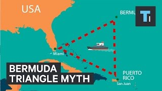 A physicist debunks the biggest myth about the Bermuda Triangle