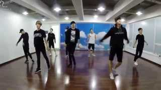 EXO 'Love Me Right' mirrored Dance Practice