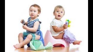 كيفية تعويد الطفل على البوتى بطريقة سهلة \ ازاى تتخلصى من الحفاض بسهولة