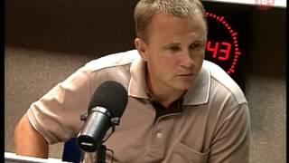 Артем Артемьев ( Уральская гиря) на радио Маяк