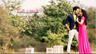 Janam Janam |  Best pre wedding song | Sahil & Neha | Cinestyle India | Chandigarh | Punjab