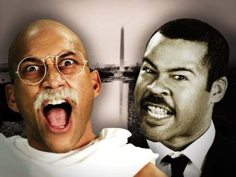 Download Gandhi vs Martin Luther King Jr. Epic Rap Battles of History Season 2