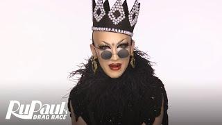 Drag Makeup Tutorial: Sasha Velour