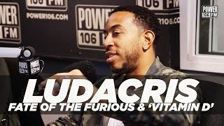 Ludacris Talks Furious 8 Without Paul Walker + 'Vitamin D' Production