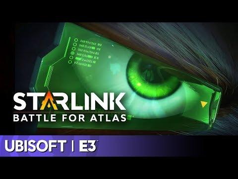 Starlink Battle For Atlas Full Reveal Presentation Ubisoft E3 2018