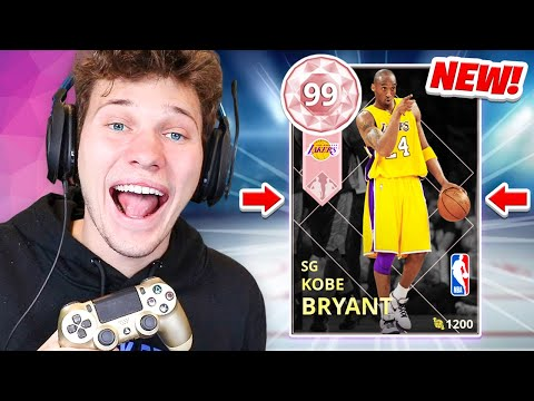 Xxx Mp4 OMG I PULLED 99 PINK DIAMOND KOBE BRYANT NBA 2K18 3gp Sex