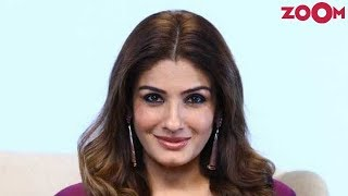 Exclusive: Raveena SHARES how male stars used to dominate industry in the 90s
