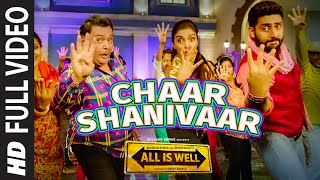 'Chaar Shanivaar' FULL VIDEO Song - Badshah   Amaal Mallik   Vishal   T-Series