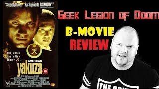 AMERICAN YAKUZA ( 1993 Viggo Mortensen ) Action Crime Drama Movie Review