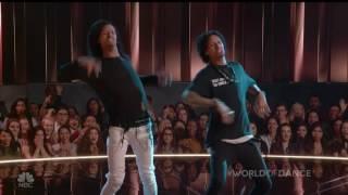 NBC World Of Dance Les Twins Week 1 HD