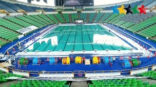 Swimming & Water polo Prefabricated Documentary - 29th Summer Universiade 2017, Taipei.