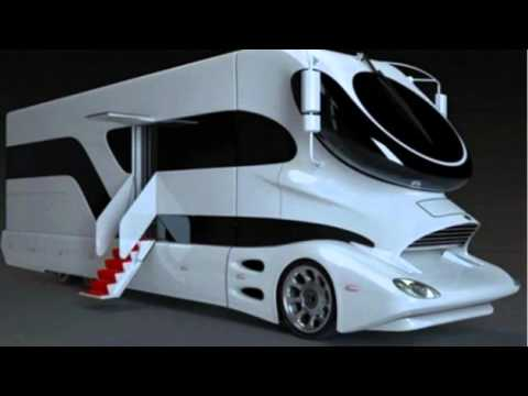 The most luxurious motorhome in the world eleMMent Palazzo