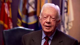"Jimmy Carter: ""I Could Have Wiped Iran Off The Map"" 