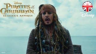 PIRATES OF THE CARIBBEAN   Salazar's Revenge – Final Trailer   Official Disney UK