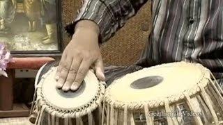 Learn Ek Taal on Tabla - Famous Tabla Player Teaching Tabla