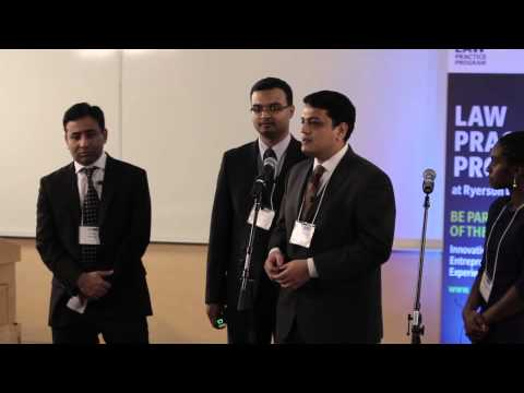 Access To Justice - Innovation Challenge - PART 1