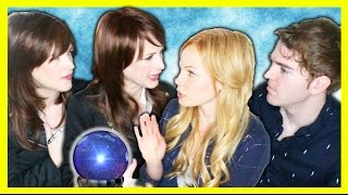 Lisa and Shane's Love Life - The Psychic Twins