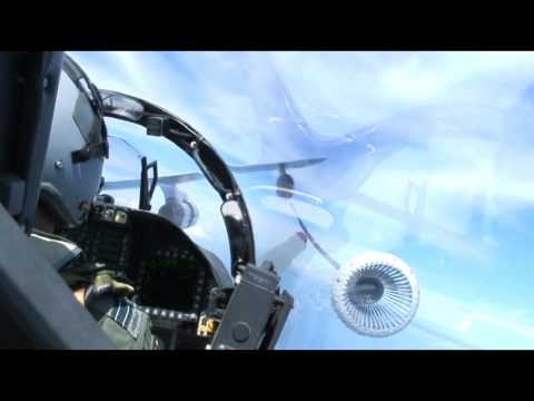 Tanking with Tik - RAAF F/A-18