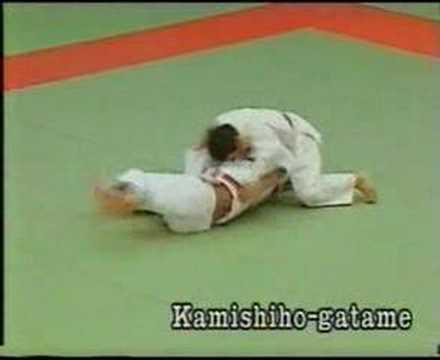 Katame No Kata 1º Parte