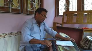 JHIRI JHIRI BATAS KANDE ।। ঝিরি ঝিরি বাতাস কাঁদে।।Shyamal Mitra's Popular Song || by Tapan Kr Mondal