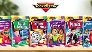 What is Rock 'N Learn?