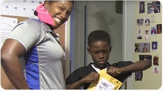 Mom Birthday Pranks Son With Ipod Touch | Pranks For Kids