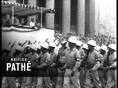 watch Filipino Army In Parade (1946)