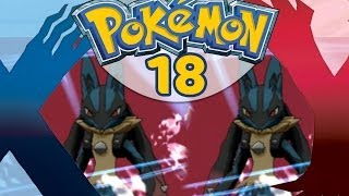 POKEMON Y #18 - Mega-Lucario VS Mega-Lucario ! - POKEMON X - Let's Play Français