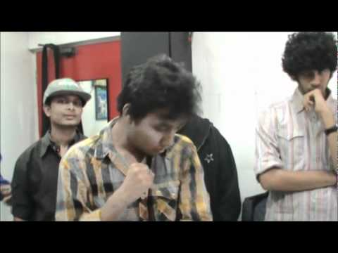Mumbai Rap Cypher 2011