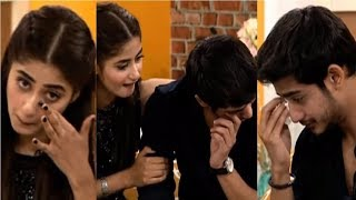Sajal Aly and Her Brother Get Emotional Remembering Their Mother