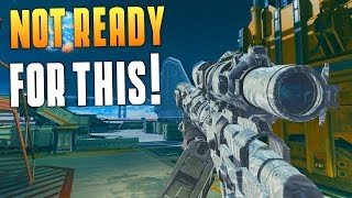 NOT READY FOR THIS! (Infinite Warfare Beta Terminal Gameplay & Funny Moments) - MatMicMar