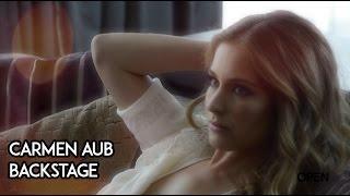 Carmen Aub | Backstage