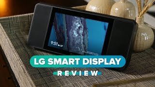 LG Smart Display review: You can do better