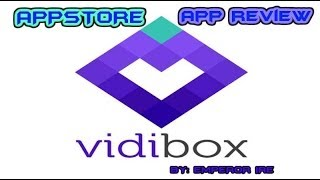 Vidibox-App Review-One Of the BEST Apps Out There