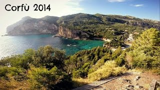 Corfù (Greece) ✈ Summer Holidays 2014 :GoPro Hero 3+ Black Edition.