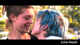 Adèle & Emma - Blue is the warmest color / La vie d'Adèle
