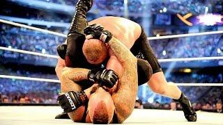 Best Match Ever ll BROCK LESNAR VS UNDERTAKER ll WWE WRESTLEMANIA 30