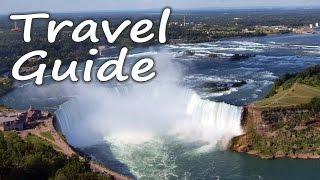 Must See Attractions at Niagara Falls USA (Maid of The Mist, Cave of The Winds)