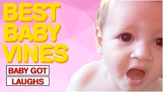 FUNNIEST BABY VINES May 2018 | Try Not To Laugh At These Hilarious Babies!