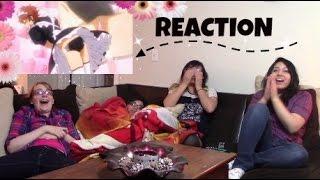 Free! OVA Reactions