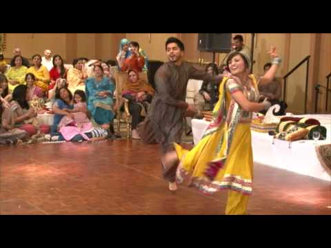 Bride and Groom First Dance Latif & Hinnaa