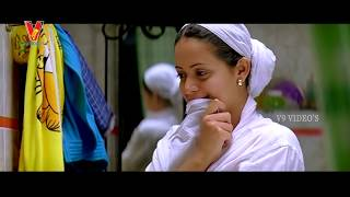 Bhavana romance with Jayam Ravi | Paga Telugu Movie Scenes | V9 Videos