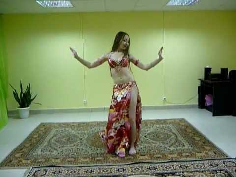 Belly dance choreography by Azza Oriental Baladi