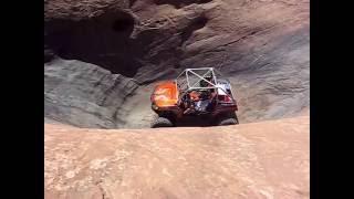2009 Moab UTV Rally, Hells Revenge, Hot Tub Action RZR
